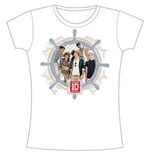 Camiseta One Direction de mujer Nautical