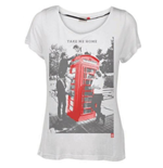 Camiseta One Direction de mujer Take me Home
