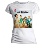 Camiseta One Direction de mujer Up all night