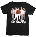 Camiseta One Direction de mujer New Standing