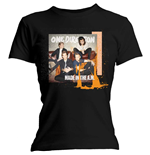 Camiseta One Direction de mujer Made in the A.M. (Large)