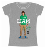 Camiseta One Direction de mujer Liam Standing Pose