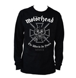 Camiseta manga larga Motorhead Iron Cross