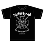 Camiseta Motorhead Iron Cross