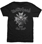 Camiseta Motorhead Bad Magic (Large)