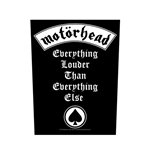 Parche Motorhead - Design: Everything Louder