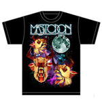 Camiseta Mastodon Interstellar Hunter