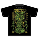 Camiseta Mastodon Devil on Black