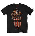 Camiseta Marilyn Manson Crown