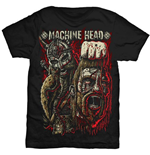 Camiseta Machine Head Goliath