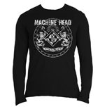 Camiseta manga larga Machine Head Classic Crest
