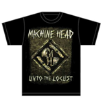 Camiseta Machine Head Locust Diamond Tonefield