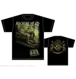 Camiseta Machine Head Scratch Diamond Cover