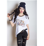 Camiseta Kings of Leon Flowers de mujer