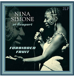 Vinilo Nina Simone - Forbidden Fruit Live At Newport 1960-1961