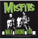 Vinilo Misfits - Walk Among You - Live At Detroit Ballroom 1982