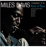 "Vinilo Miles Davis - Kind Of Blue (stereo) (12"")"