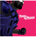 Vinilo Major Lazer - Peace Is The Mission (2 Lp)