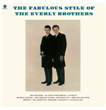 Vinilo Everly Brothers (The) - The Fabulous Style Of