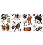 Vinilo decorativo para pared Star Wars 189707