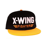 Gorra Star Wars VII The Force Awakens X-Wing Fighter
