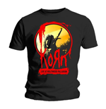 Camiseta Korn Stage