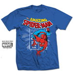 Camiseta Spiderman Spidey Stamp