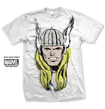 Camiseta Thor Big Head Distressed