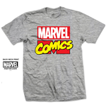 Camiseta Marvel Superheroes Marvel Logo