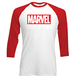 Camiseta manga larga Marvel Superheroes Marvel Logo