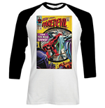 Camiseta manga larga Marvel Superheroes Dare-devil Comic