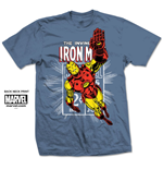 Camiseta Iron Man Iron Man Stamp