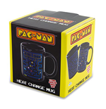 Taza termosensible Pac-Man