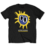 Camiseta Primal Scream Screamadelica Yellow