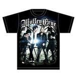 Camiseta Mötley Crüe Group Photo