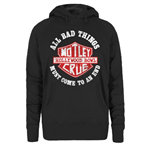Sudadera Mötley Crüe Bad Boys Shield