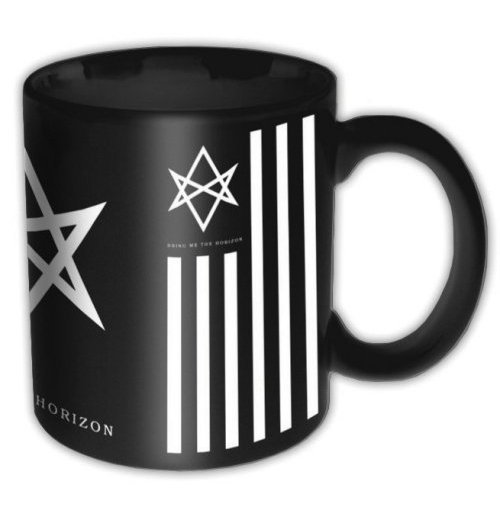 Taza Bring Me The Horizon - Antivist