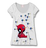 Camiseta Deadpool 190361