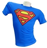 Camiseta Superman Alter Ego Thermal Compression