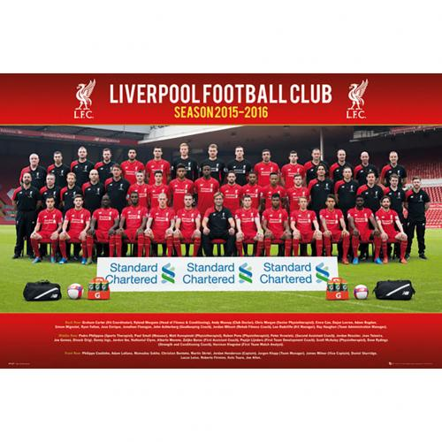 Póster Liverpool FC 190448