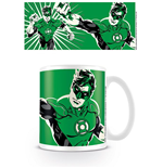 DC Comics Taza Green Lantern Colour