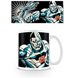 DC Comics Taza Cyborg Colour