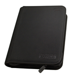 Ultimate Guard Mini American 9-Pocket ZipFolio XenoSkin Carpeta para Cartas Negro