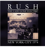 Vinilo Rush - The Lady Gone Electric (2 Lp)