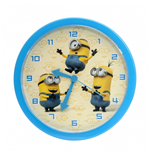 Reloj de pared Gru, mi villano favorito - Minions 190890
