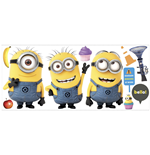 Vinilo decorativo para pared Gru, mi villano favorito - Minions 190894