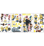 Vinilo decorativo para pared Gru, mi villano favorito - Minions 190895