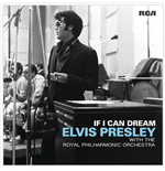 "Vinilo Elvis Presley - If I Can Dream: Elvis Presley With The Royal Philharmonic Orchestra (2 12"")"