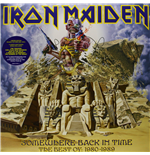 Vinilo Iron Maiden - Somewhere Back In Time (2 Lp)
