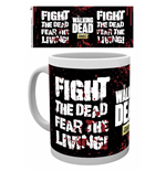 Taza The Walking Dead 191547